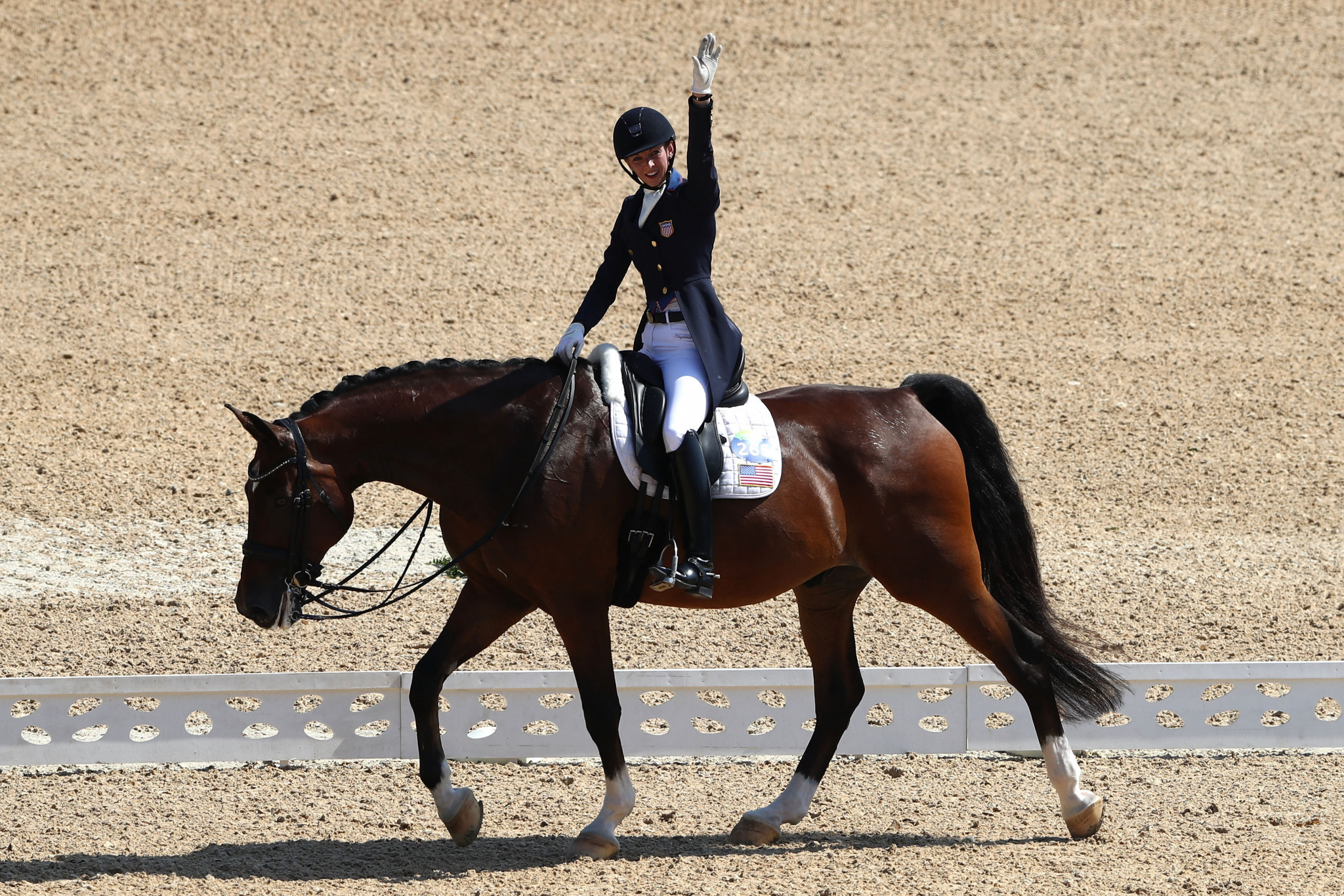 Werth hoping to defend title at FEI World Cup Dressage Final in Paris