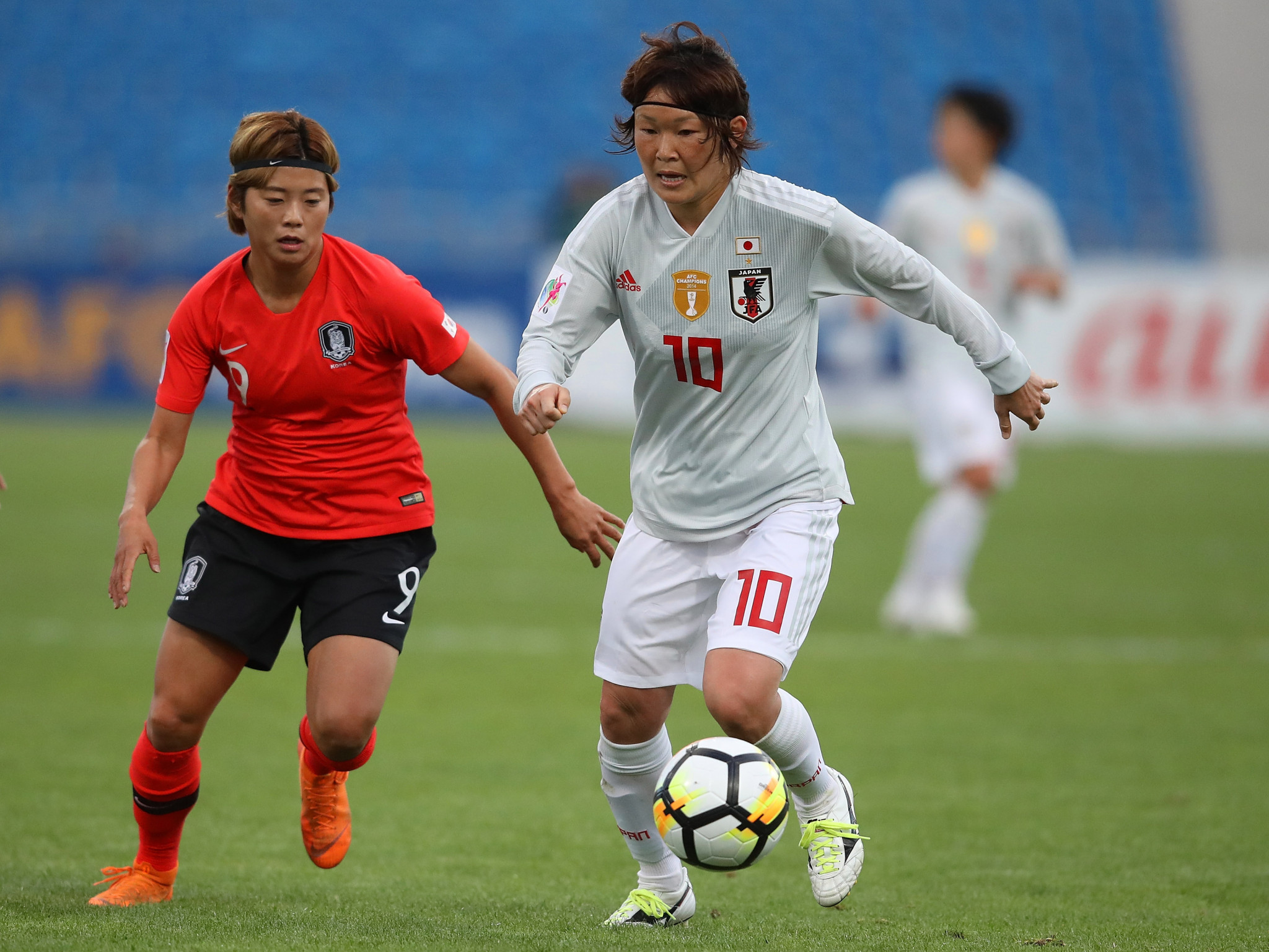 Defending champions Japan stall at AFC Women's Asian Cup 2018