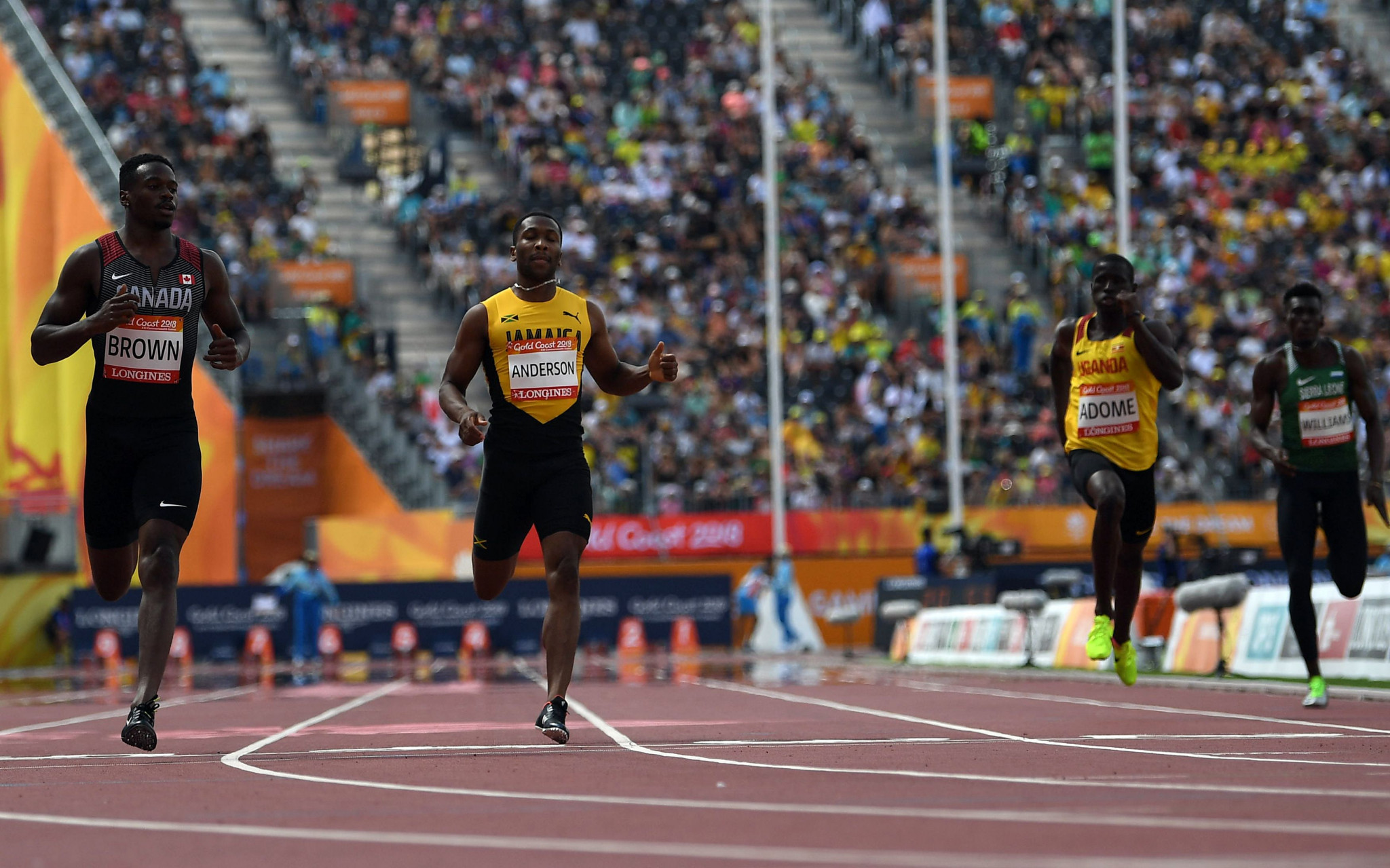 Commonwealth Games: It's Not Rare For Athletes To Go Missing