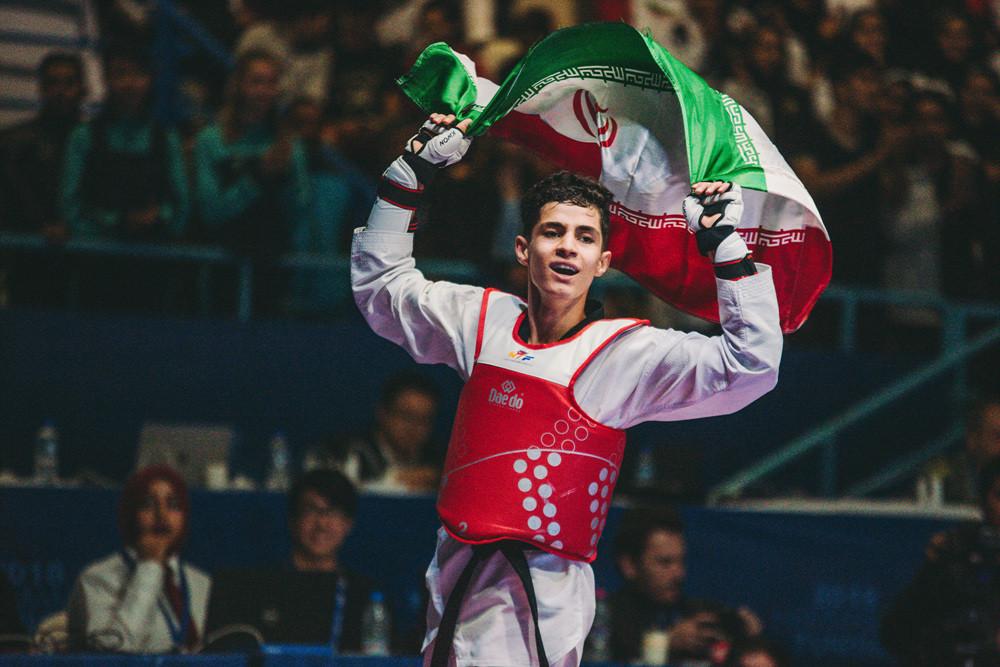 Iran clinch two titles at World Taekwondo Junior Championships