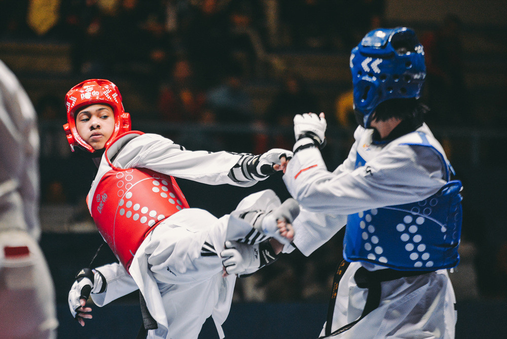 The 2020 World Taekwondo Junior Championships have been cancelled ©Getty Images