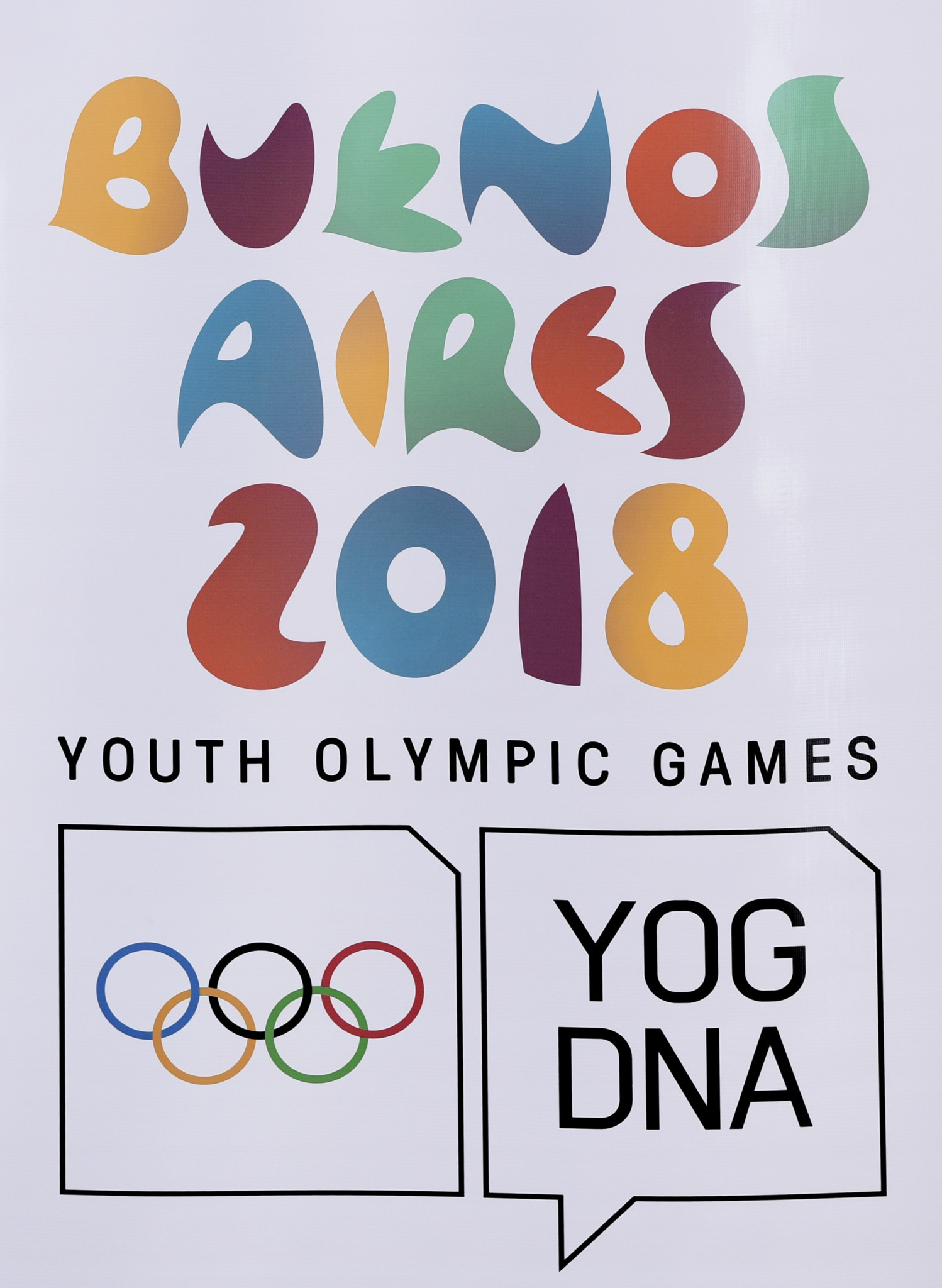 Buenos Aires 2018 has unveiled its slogan for this year's Summer Youth Olympic Games ©Buenos Aires 2018