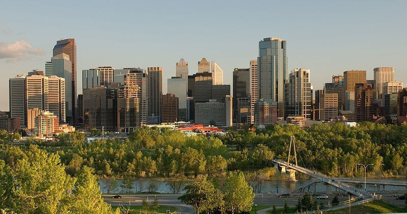 Calgary's bid could be declared over next week ©Wikipedia