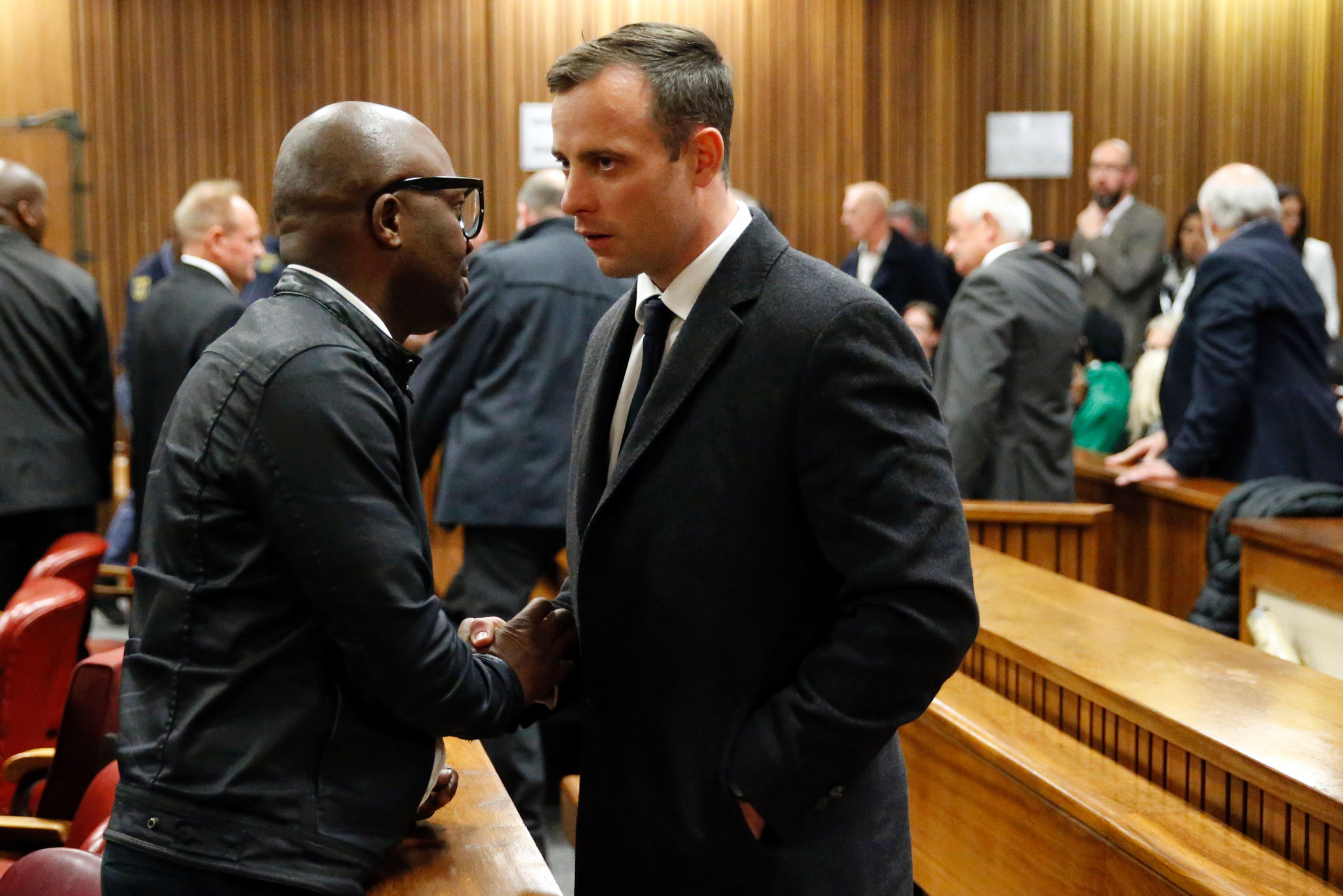 Oscar Pistorius bid to have his murder sentence reduce from 13 years has been rejected ©Getty Images