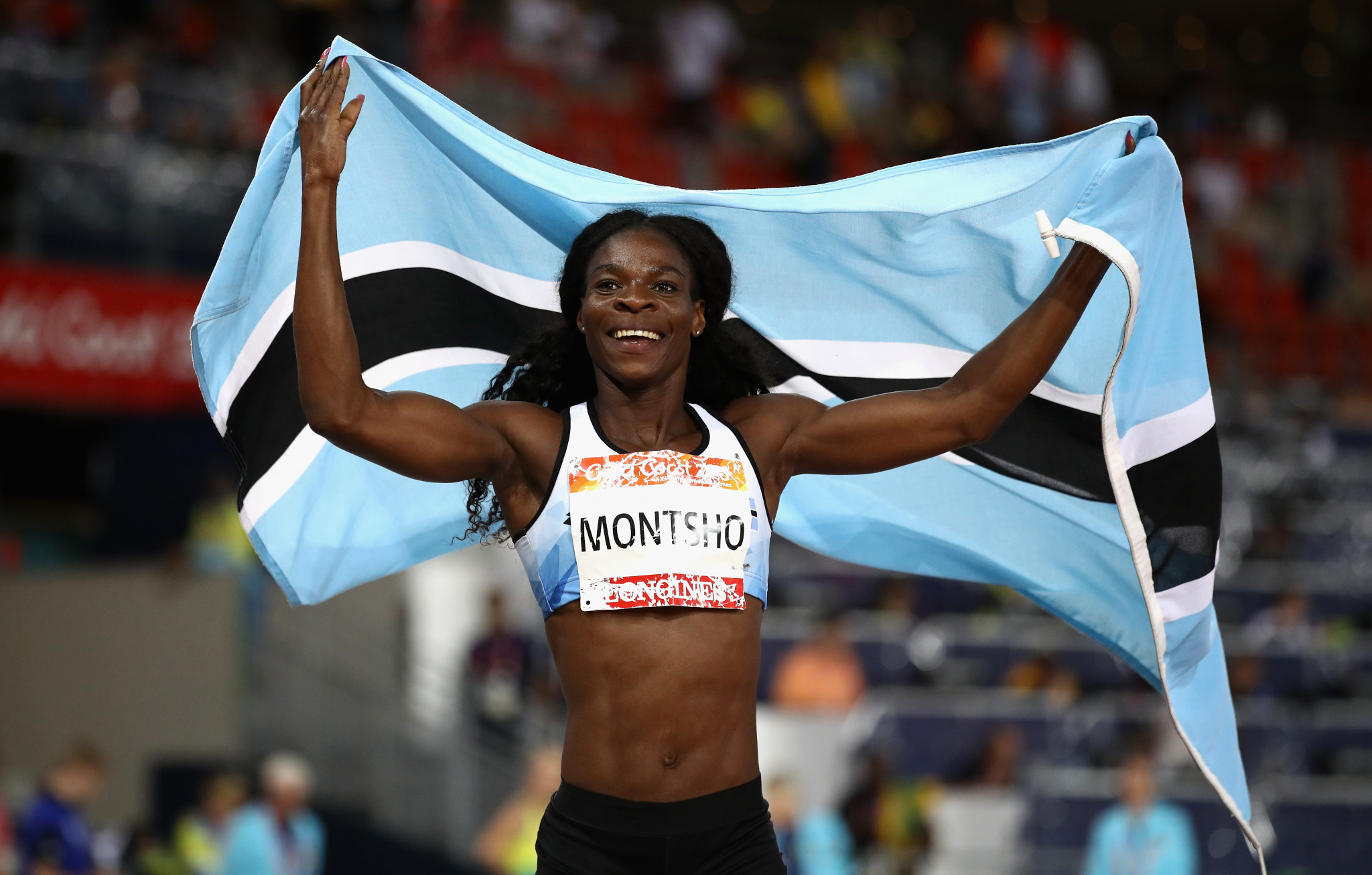Drugs cheat Montsho puts Glasgow 2014 disgrace behind her to regain 400m title at Gold Coast 2018