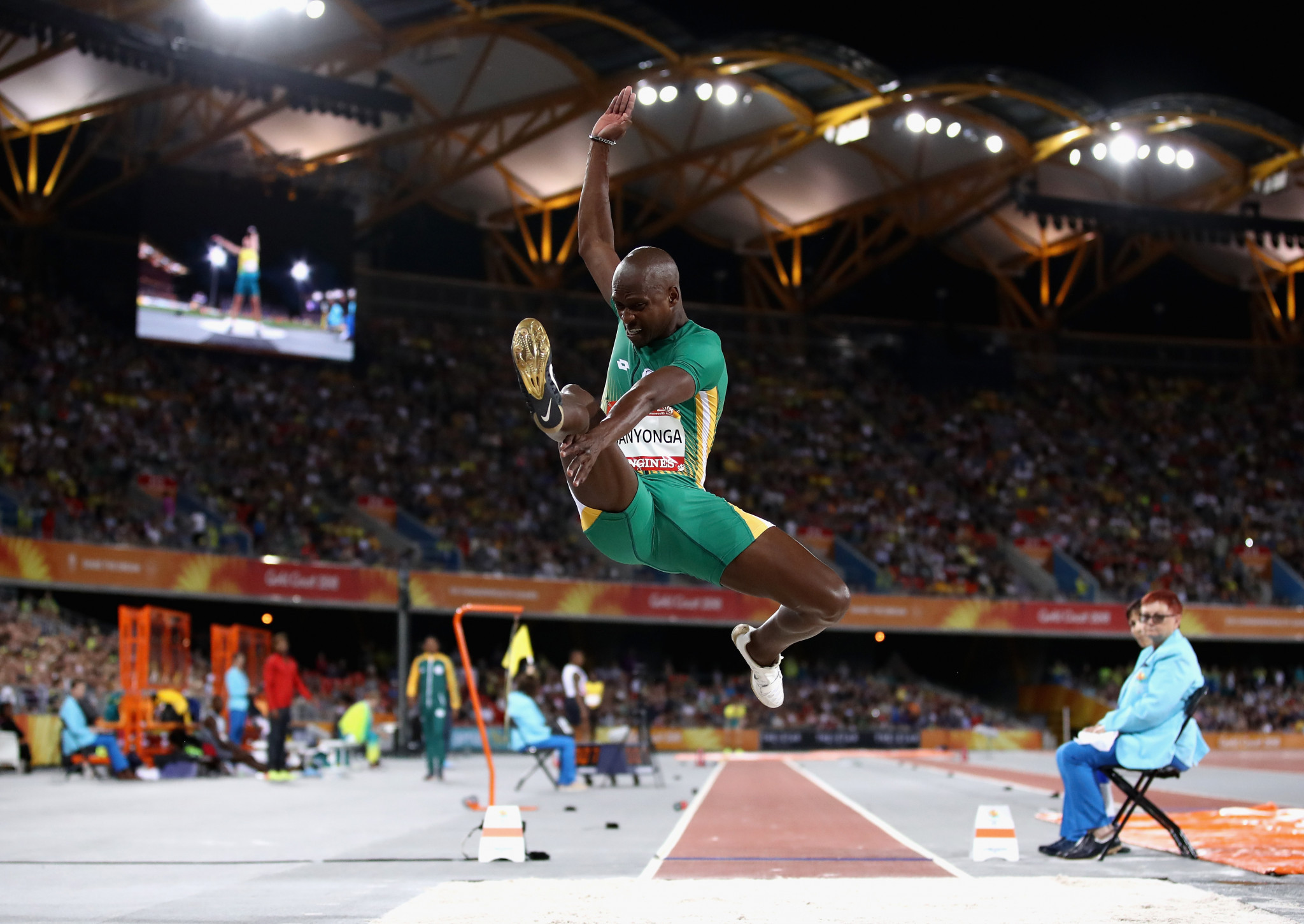 Commonwealth Games records fall as athletics action continues at Gold Coast 2018