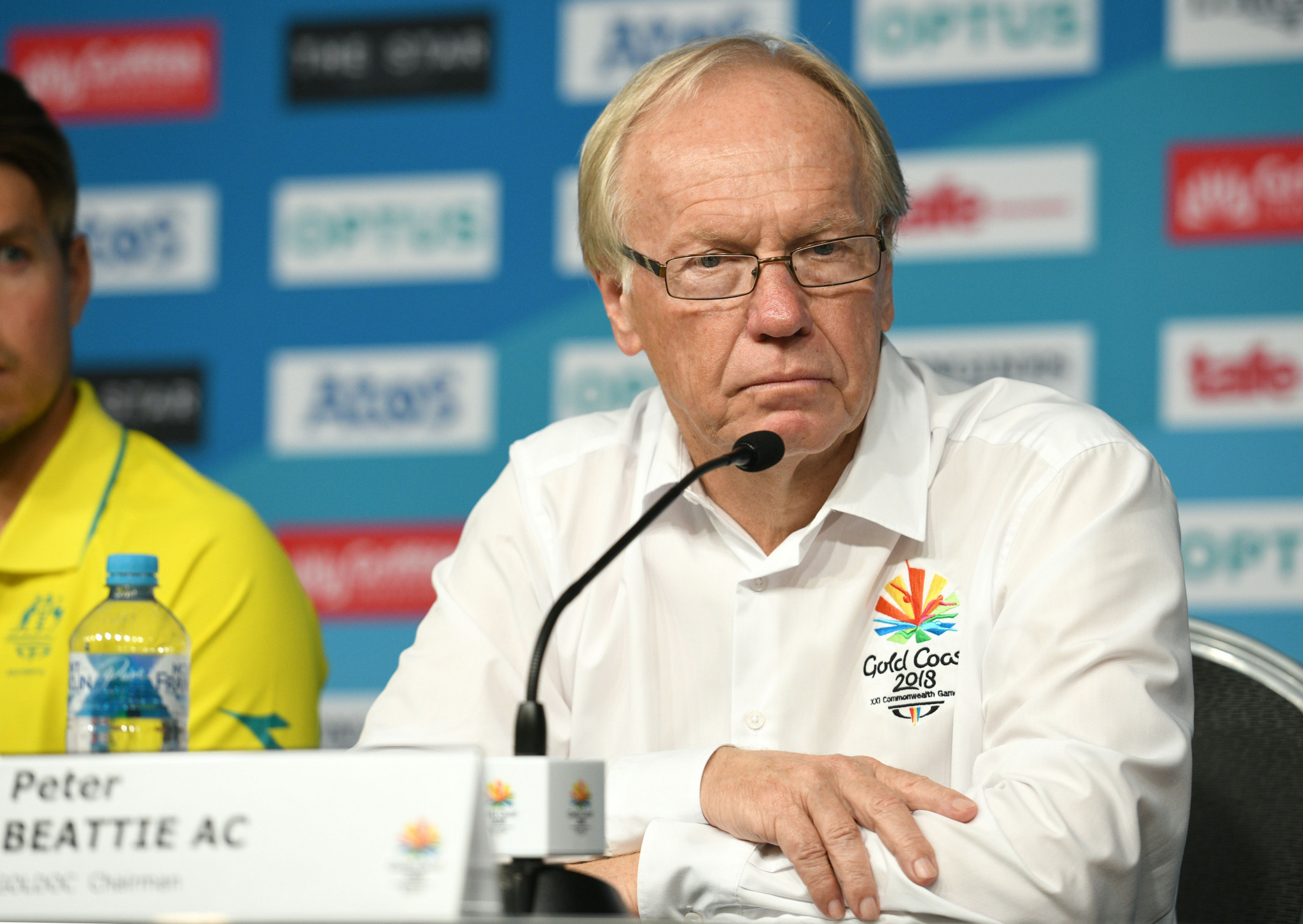 Gold Coast 2018 chairman Peter Beattie urged the athletes to abide by their visas rule ©Getty Images