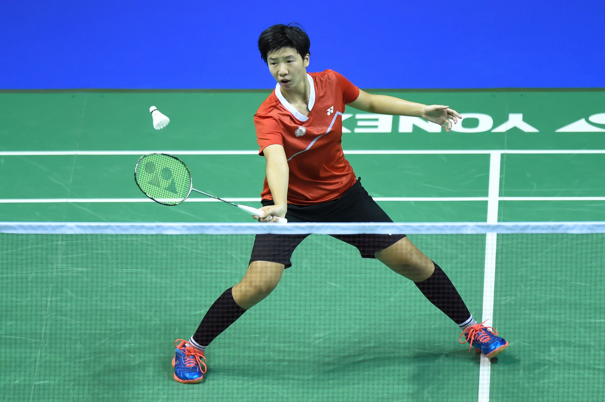 Winning start for Chinese Taipei top seeds at BWF Lingshui China Masters
