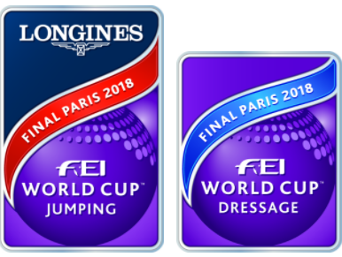 Paris will host the FEI World Cup Jumping and FEI World Cup Dressage 2018 Finals ©FEI