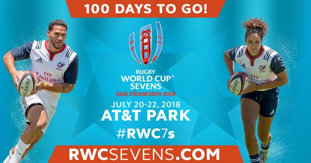 Rugby World Cup 2018 sevens seedings announced with 100 days to go
