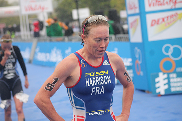 Fear of flying in family takes Jessica Harrison on winding road to new Paris 2024 Athletes' Commission