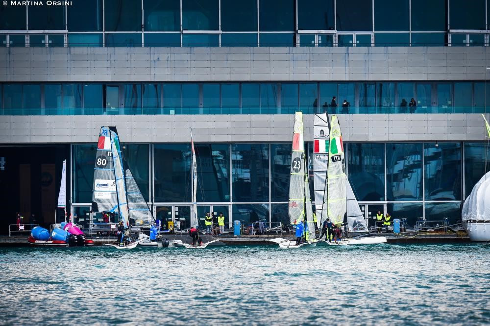 Italy added to Sailing World Cup Series calendar