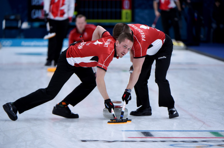 Denmark's men have made a strong start to the European C-Division Championships in Copenhagen ©Getty Images