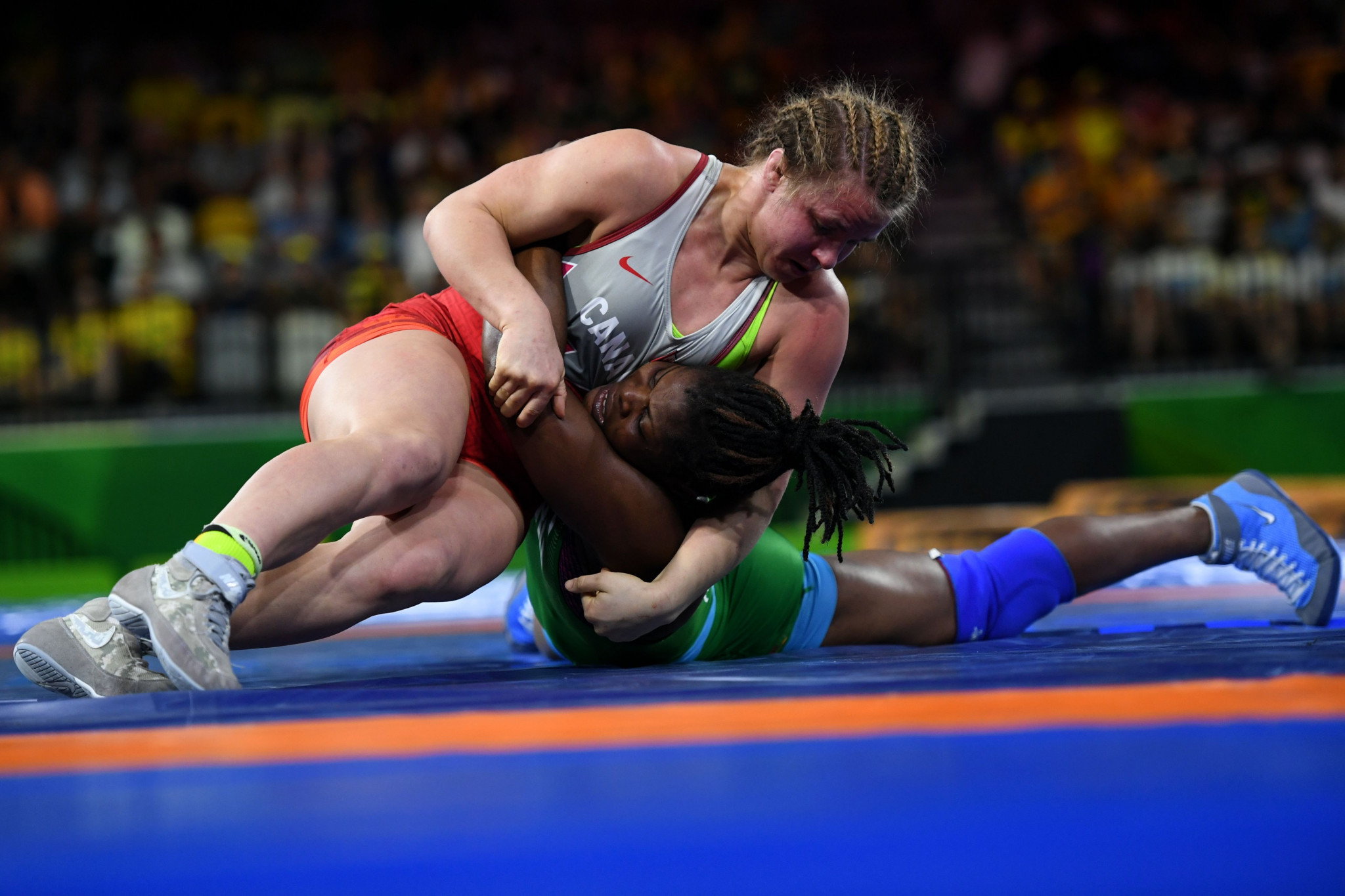 Tokyo 2020 spots on the line at Pan-American Wrestling Olympic Qualification Tournament