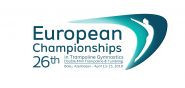 The  26th European Championships in Trampoline, Double Mini-Trampoline and Tumbling opened today in Baku ©EGU