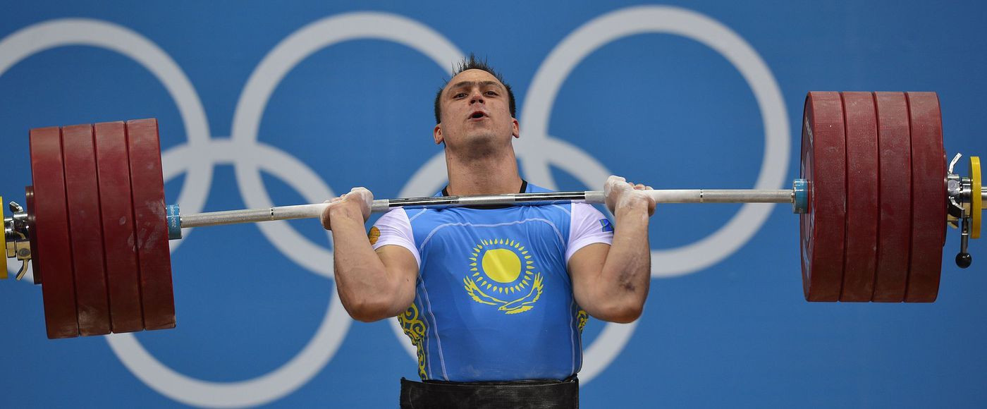 Ilya Ilyin competed only three times between 2006 and 2012 but won two Olympic gold medals before he was subsequently stripped of them after he tested positive for banned drugs when his samples were re-analysed ©Getty Images