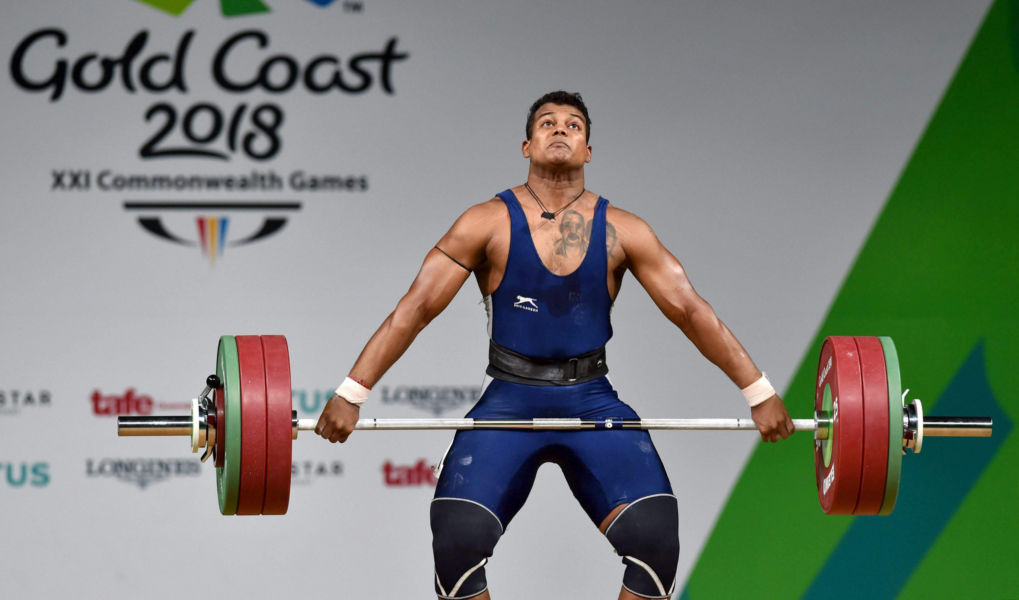 India won four Commonwealth Games gold medals at Gold Coast 2018 but, because of their poor doping record, could be allowed to send only four weightlifters at Tokyo 2020 ©Getty Images