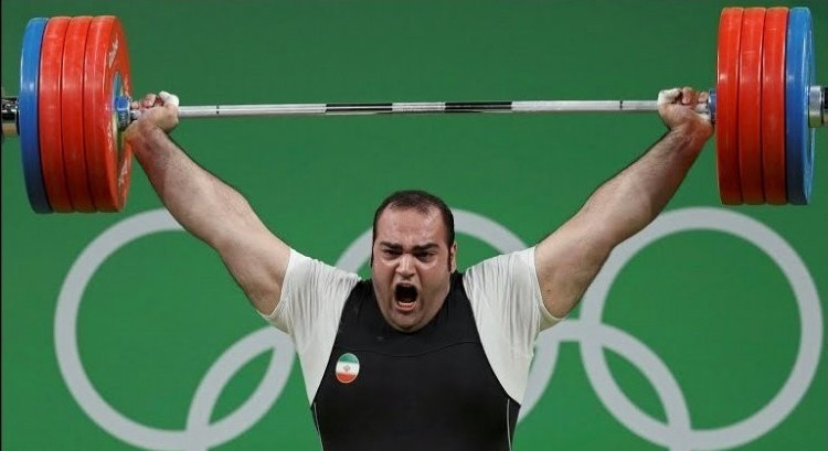 Iran are set to face a limit on how many weightlifters they can send to Tokyo 2020 ©Getty Images