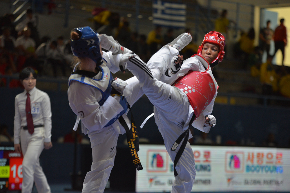 Russia and Iran finish top of female and male medal tables at World Taekwondo Junior Championships