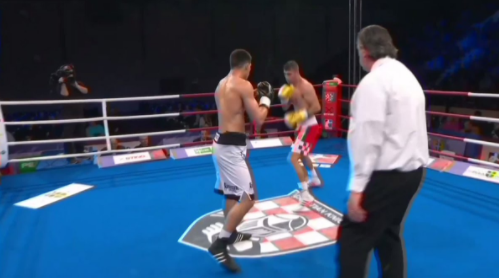 Italia Thunder edge Croatian Knights as World Series of Boxing action continues