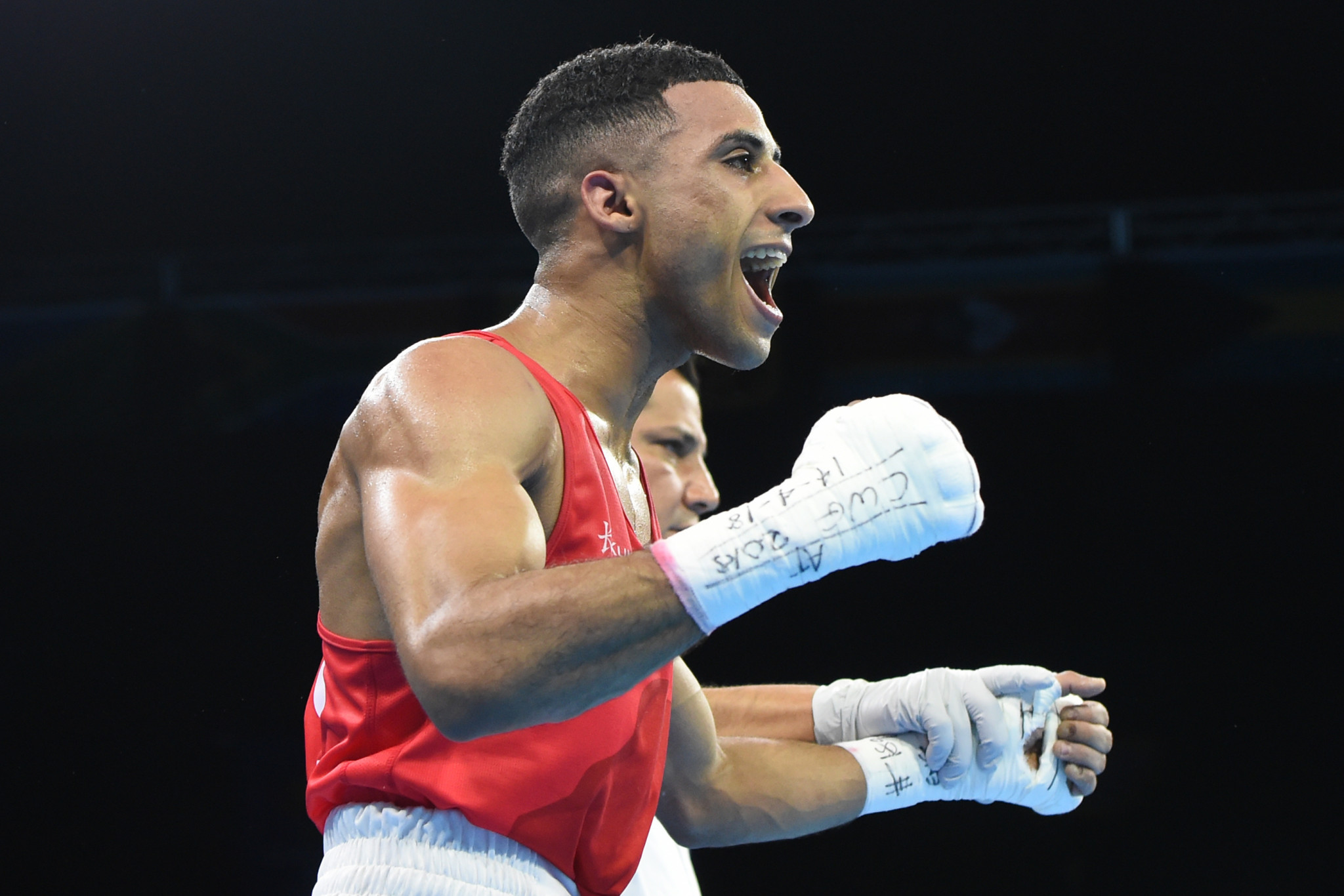 England's Galal Yafai tasted victory in the men's 46kg to 49kg category ©Getty Images