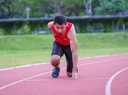 Singapore Para-sprinter handed four-year ban after positive test prior to Gold Coast 2018