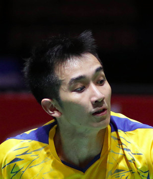 Defeat for Malaysia's Chong Wei Feng, sixth seed in the men's singles at the BWF Lingshui China Masters, means there will be no seeds in tomorrow's men's and women's finals ©BWF