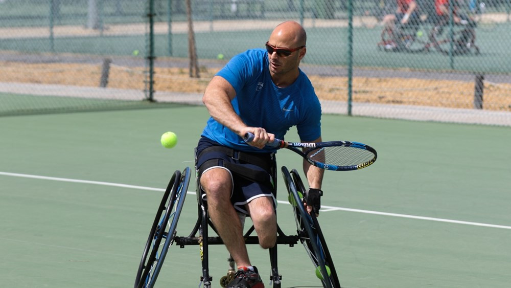 Spain and Israel reach final of men's wheelchair tennis World Team Cup European Qualification