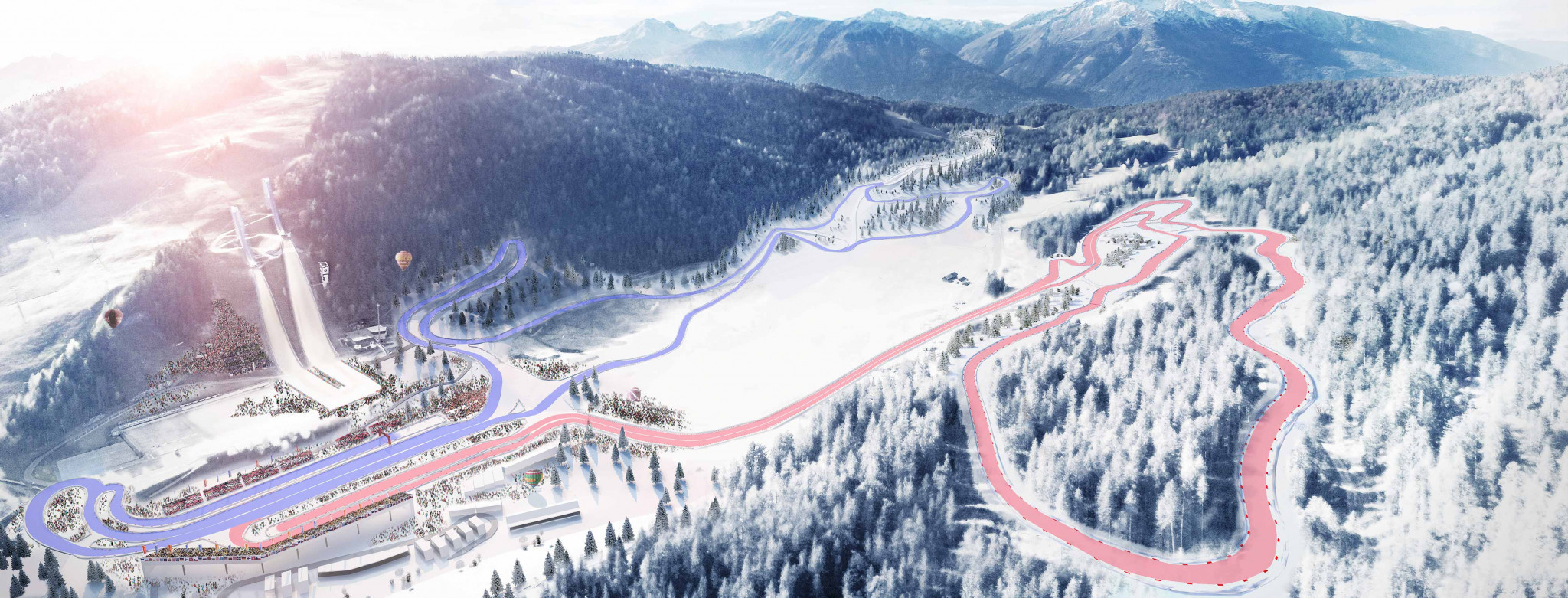 Seefeld is due to host the 2019 FIS Nordic World Ski Championships from February 19 to March 3 ©Seefeld 2019