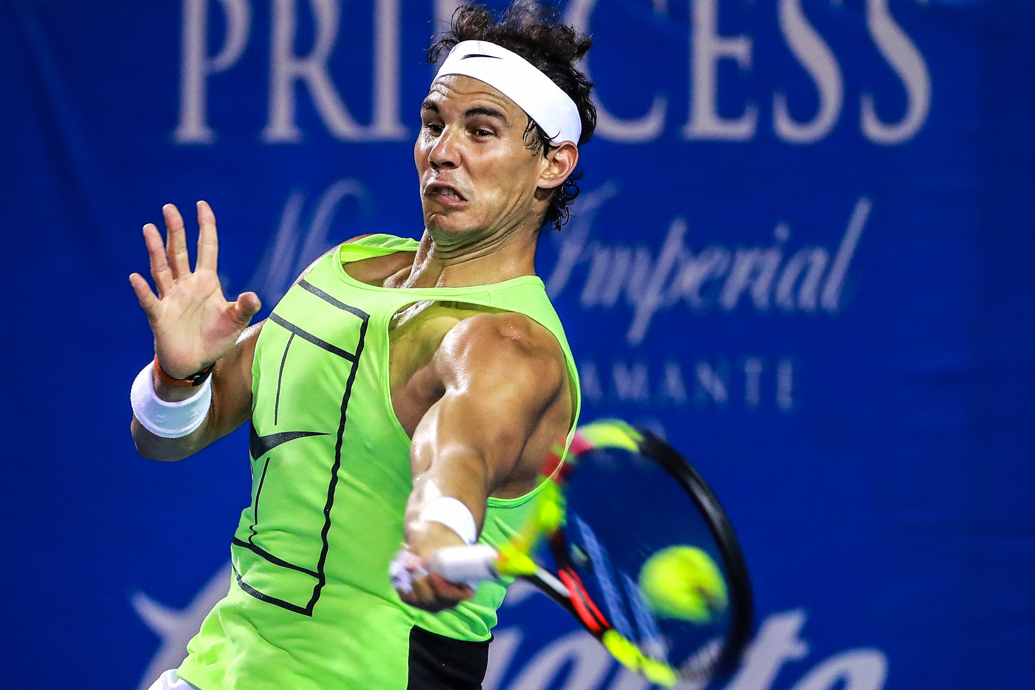 Nadal chasing 11th Monte Carlo Masters title as preparations begin for French Open