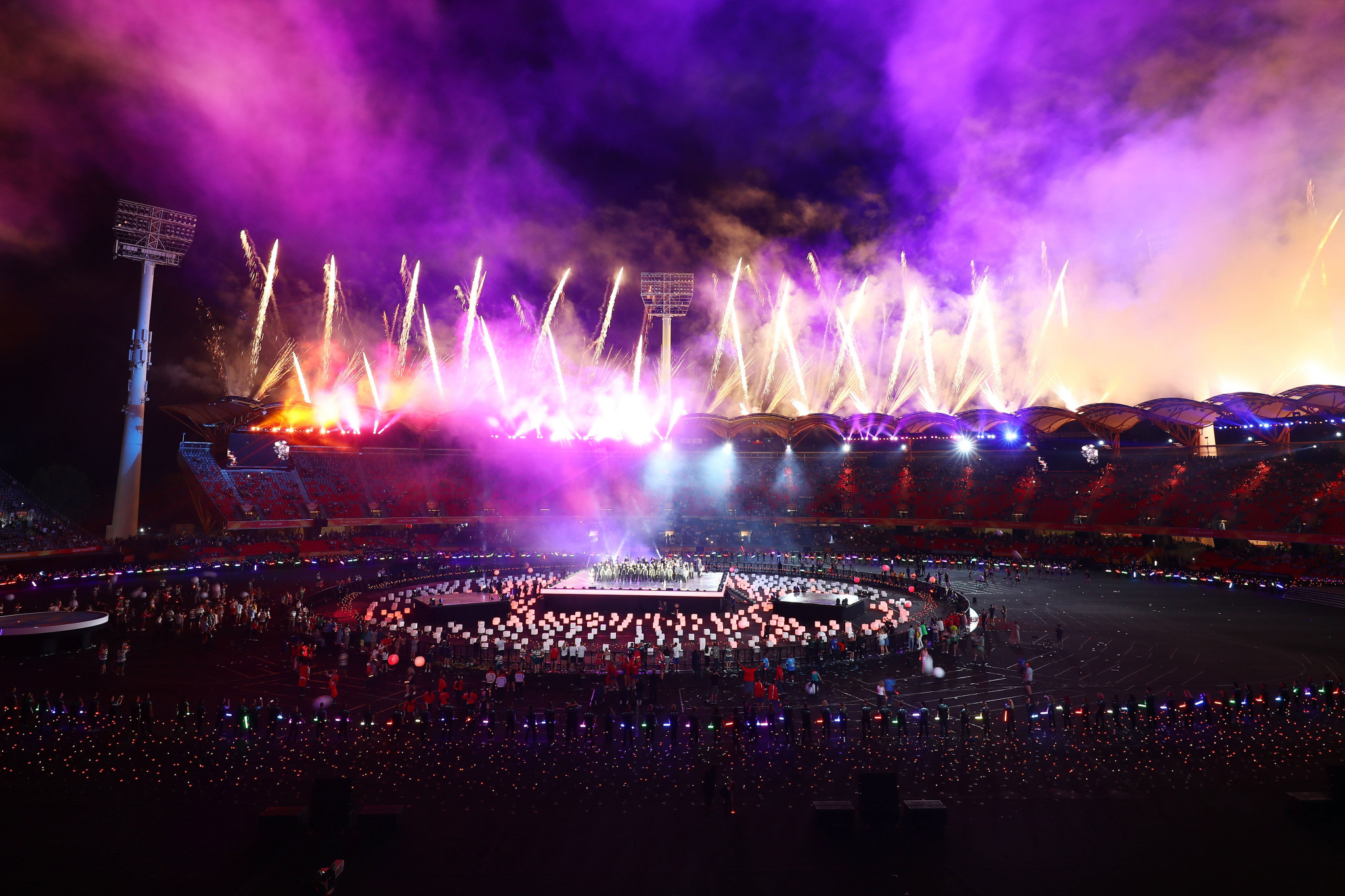 Closing Ceremony brings Gold Coast 2018 to an end