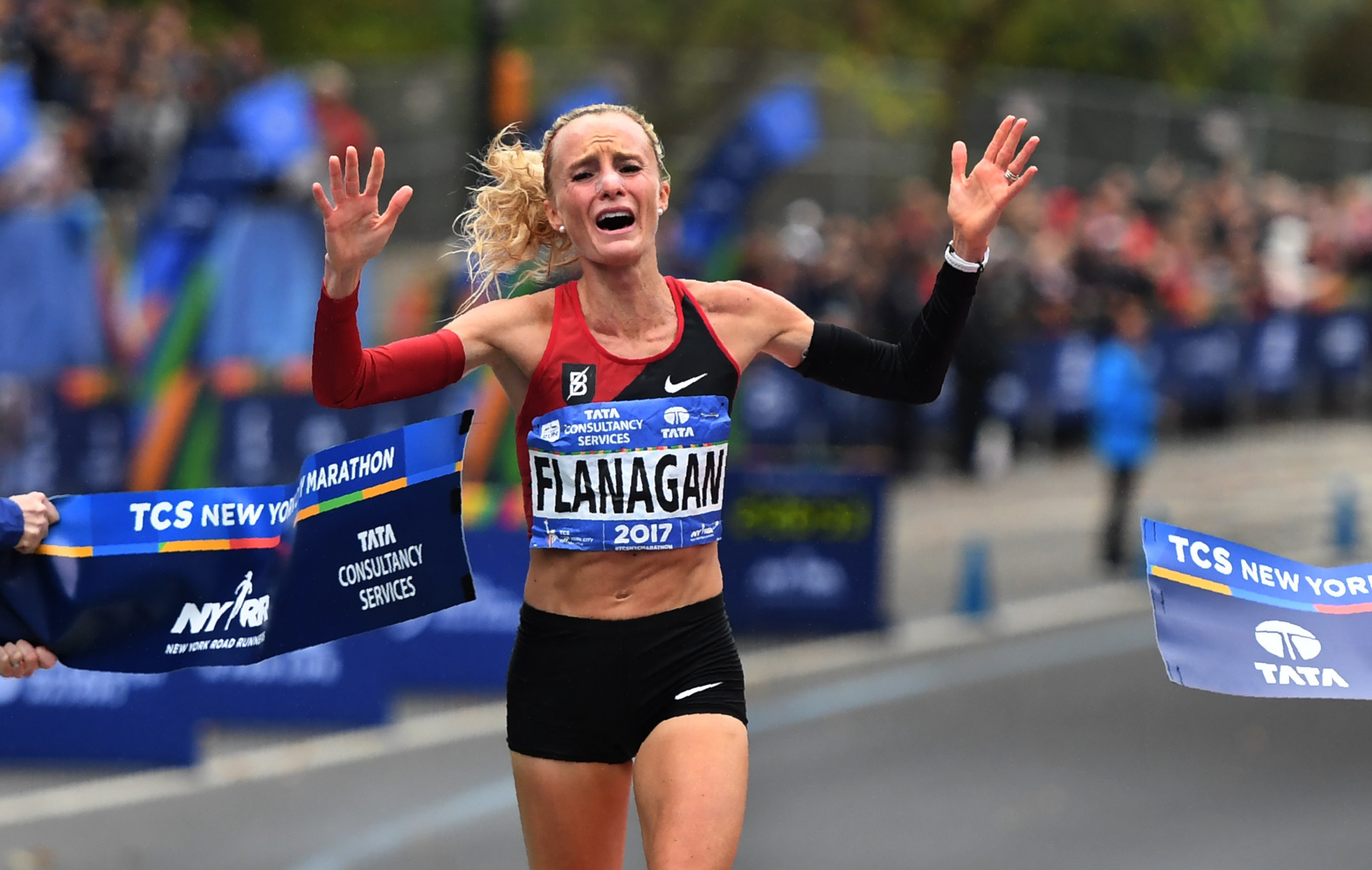 Home hopes high for historic US victory in Boston Marathon