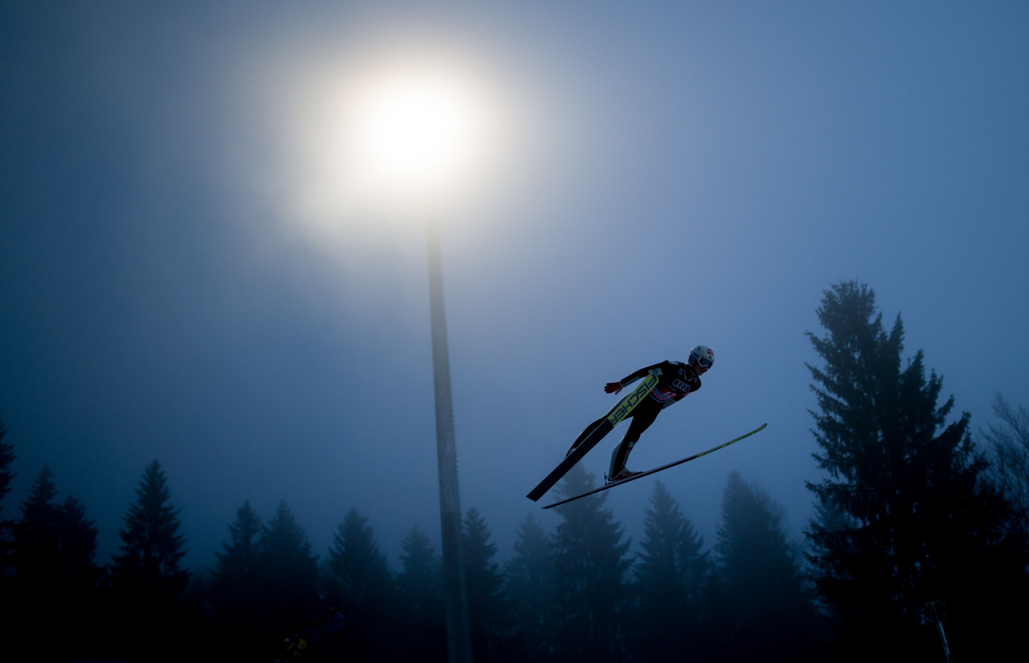The Four-Hills Tournament is expected to provide one of the highlights of the 2018-2019 season ©Getty Images