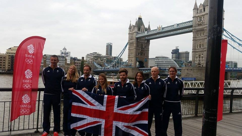 Giles Scott targeting gold after being named among first members of British team for Rio 2016