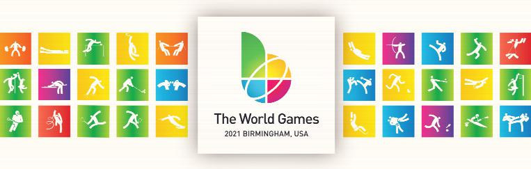 The official sports programme for the 2021 World Games in Birmingham has been revealed ©IWGA