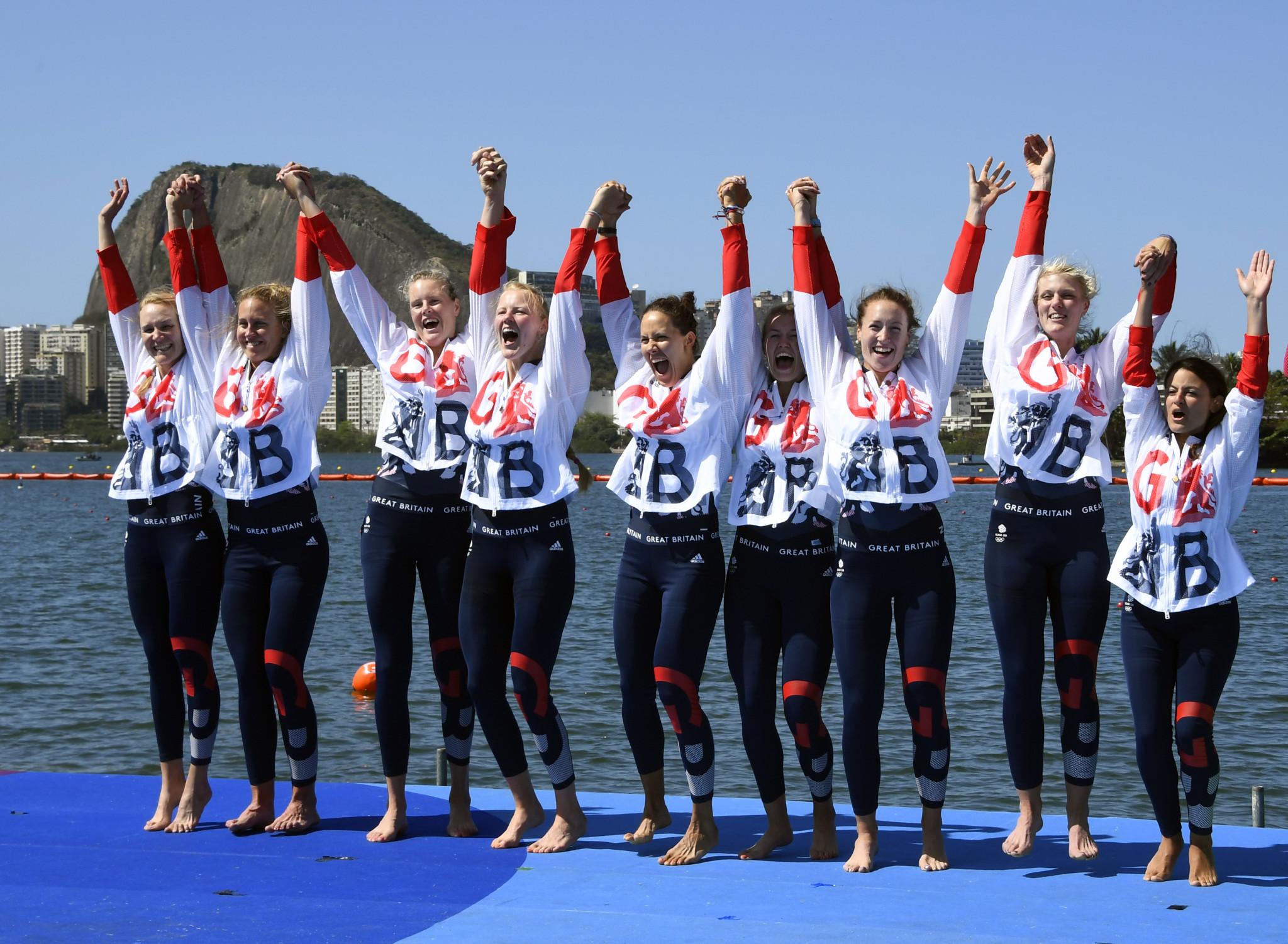 Olympic silver medallist Bennett named rowing ambassador for Glasgow 2018 European Championships