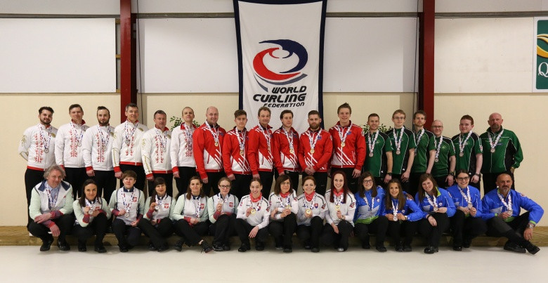 Hosts Denmark won the men's competition and Slovakia took women's gold at the European Curling Championships C-Division in Copenhagen ©World Curling
