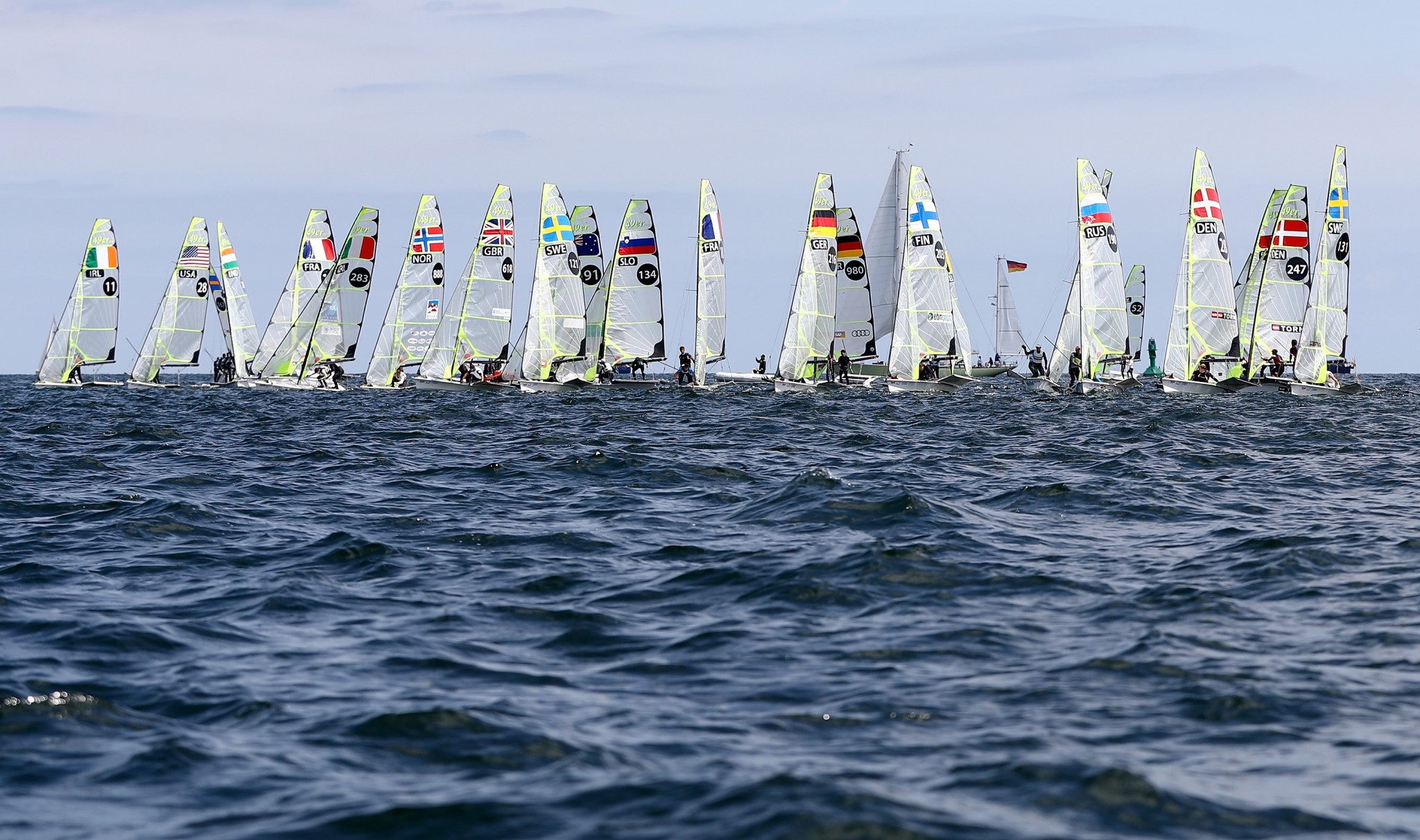 Gdynia is awarded 2018 European Sailing Championships for 49er, 49erFX, and Nacra 17 classes