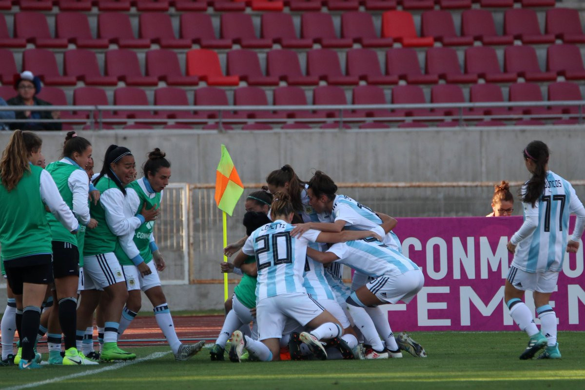 Argentina make good start to final stage of Copa América Femenina