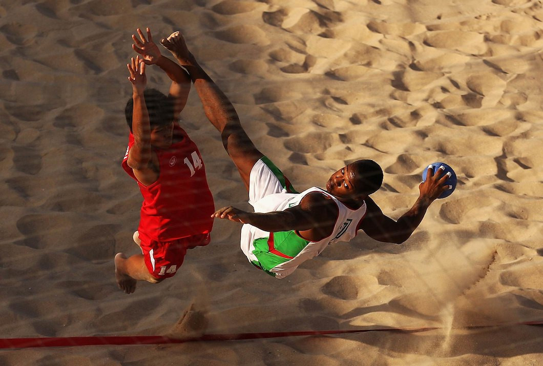 The Beach Games was originally launched as a joint project between ANOC and SportAccord ©IOC