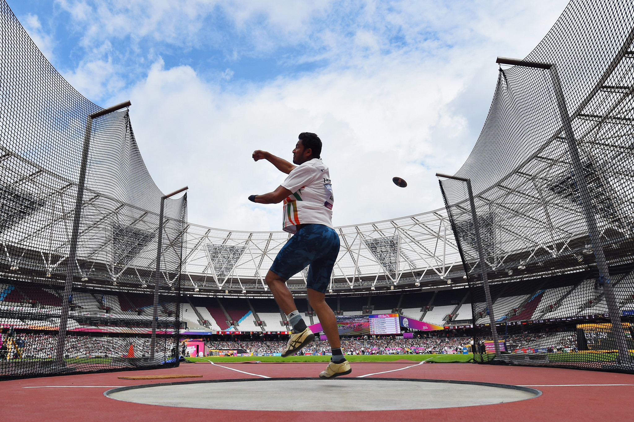 Ottobock have been involved in previous World and European Championships such as the London 2017 World Para Athletics Championships ©Getty Images