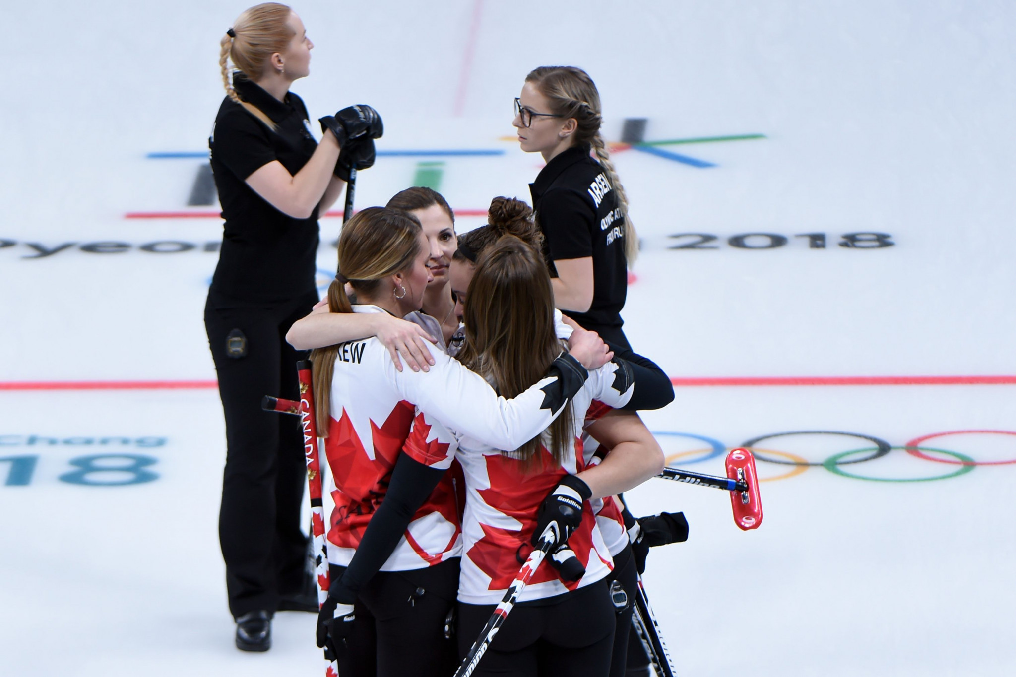 Canada's Team Homan to curl on despite Pyeongchang 2018 disappointment