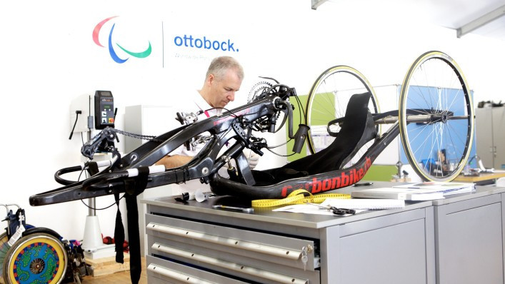German prosthetics provider Ottobock has signed up as an official supplier of World Para Athletics ©Ottobock