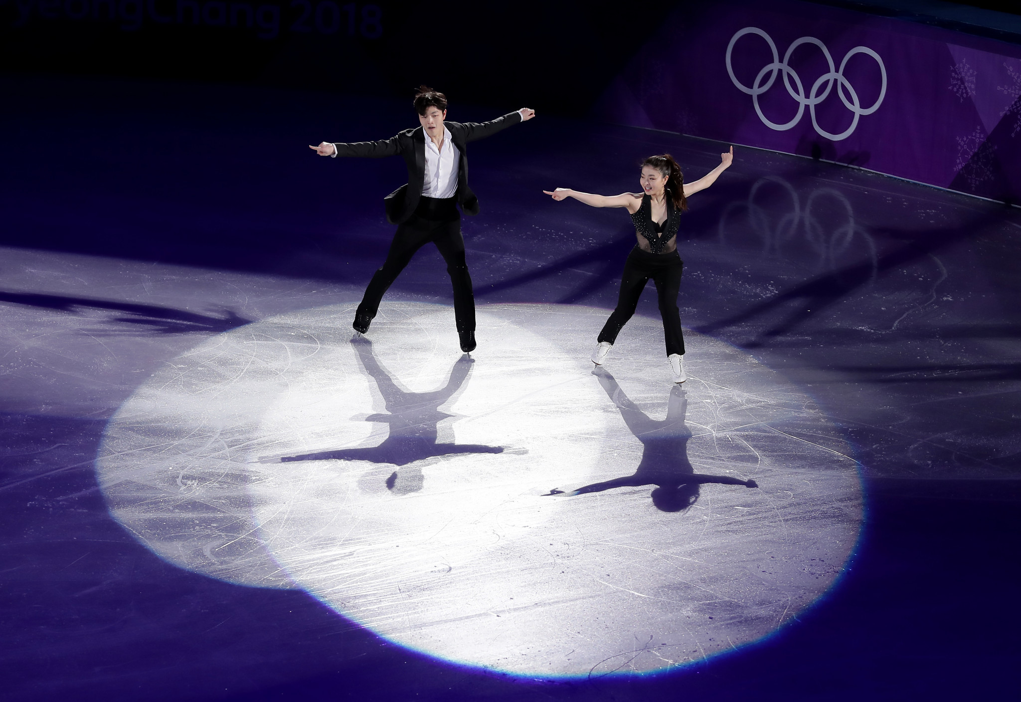 Alex and Maia Shibutani won two Olympic bronze medals at Pyeongchang 2018 ©Getty Images