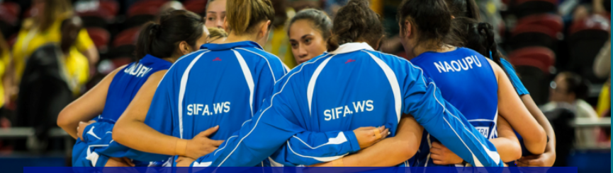 Samoa won their first match in the Oceania qualifier for next year's Netball World Cup, beating Tonga 56-41 in Auckland ©netball.org