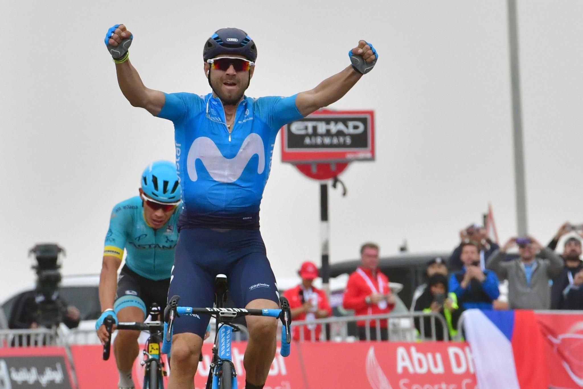 Valverde seeks fifth straight win in La Fleche Wallone