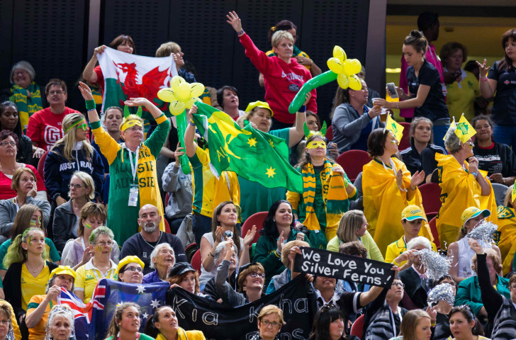 Fan packages tailored to supporters from England, Australia, New Zealand and other competing nations at next year's Netball World Cup are now on general sale ©nwc2019