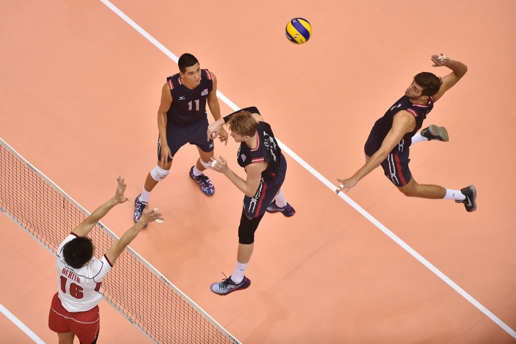 Japan slip to first defeat at FIVB Men's Volleyball World Cup