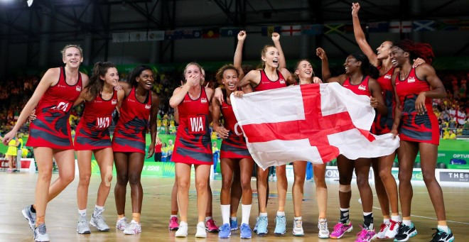 England's historic Commonwealth Games victory over Australia this month has raised home interest - and expectations - for next year's Netball World Cup in Liverpool to unprecedented levels ©nwc2019