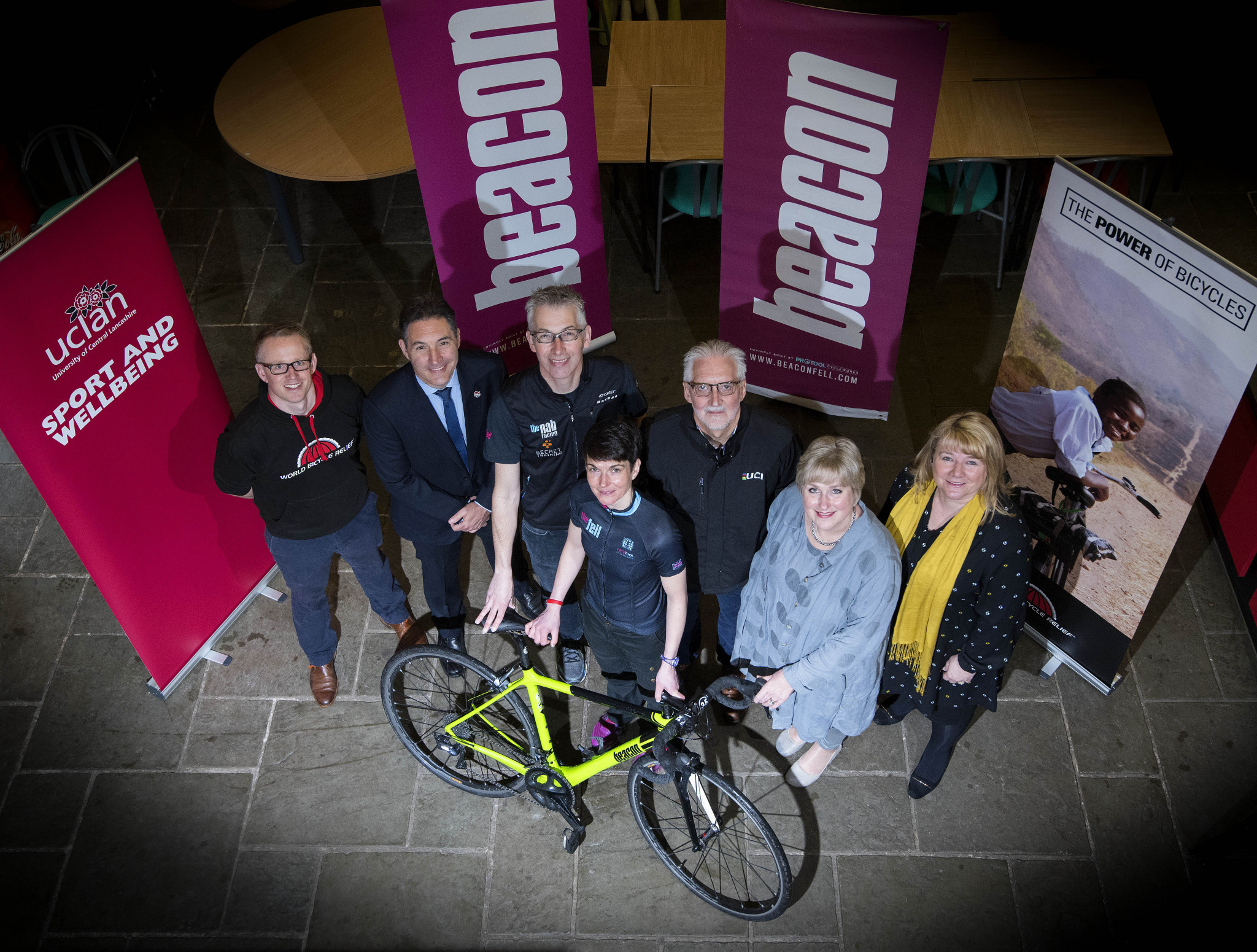 Cookson partners with Lancashire company and university to form UCI Women's World Tour team